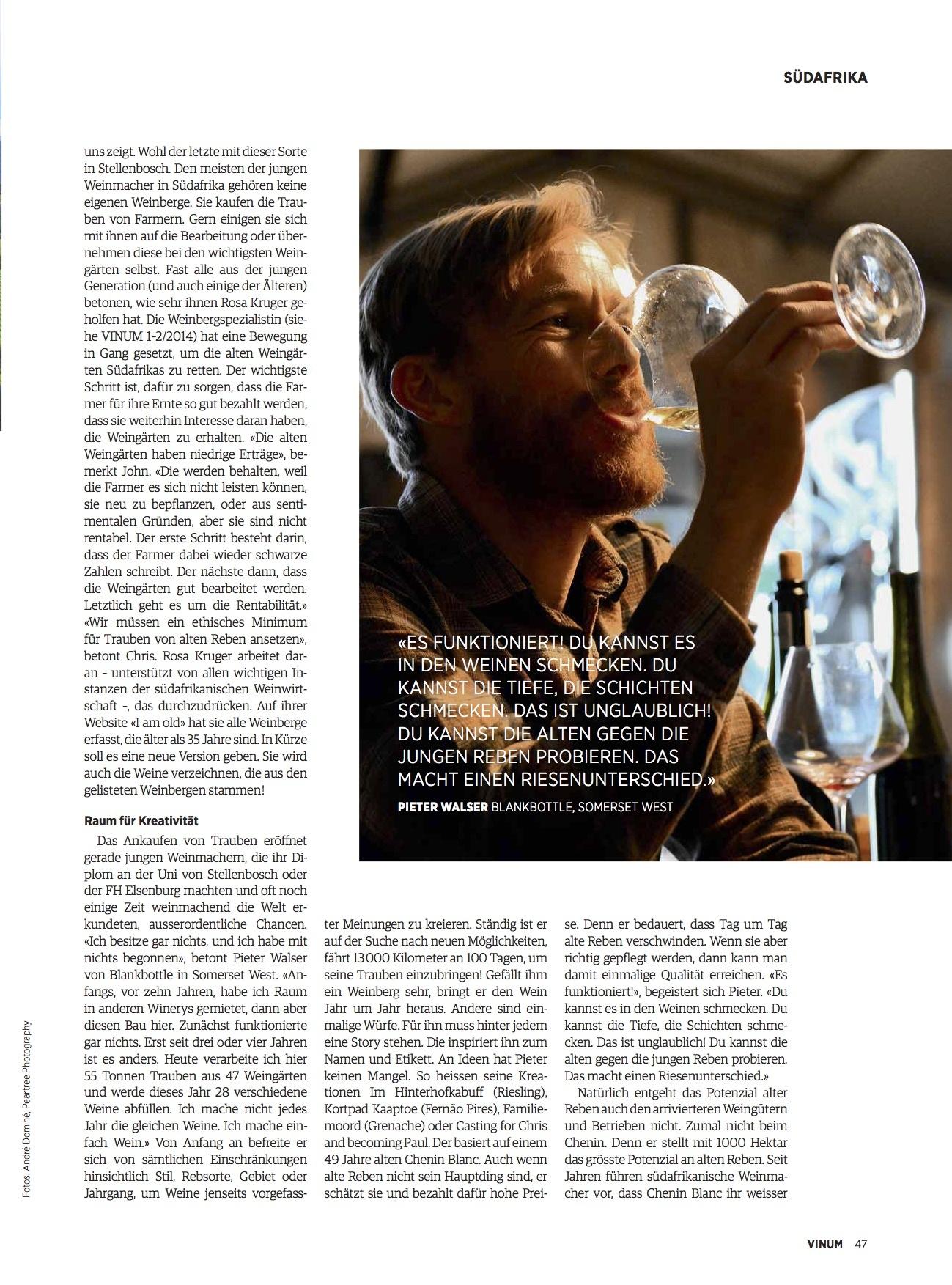 David Nadia Vinum Magazine