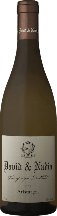 David & Nadia Wines Aristargos
