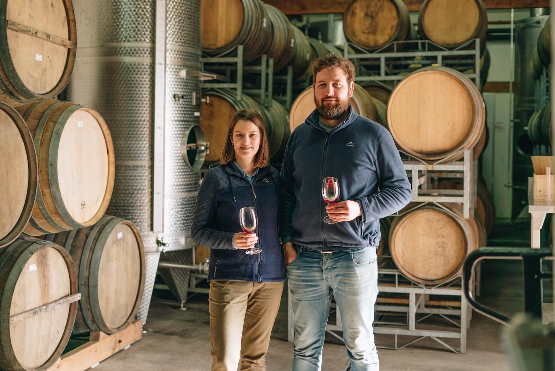 David & Nadia Wines   Malmesbury, Swartland
